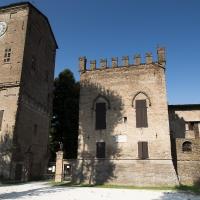L'entrata della rocca - Tiziana coppetti - San Secondo Parmense (PR)