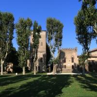 La rocca e il parco - Tiziana coppetti - San Secondo Parmense (PR)