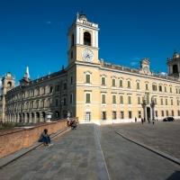 Colorno Palazzo Ducale dal ponte - Wwikiwalter - Colorno (PR)