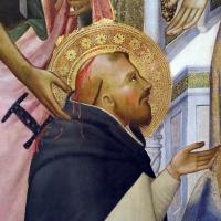 Agnolo gaddi, madonna in trono e santi, 1375, da s.m. novella qa firenze, 02 pietro martire - Sailko - Parma (PR)