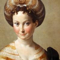 Parmigianino, ritratto di gentildonna detto la schiava turca, 1532 ca. 02 - Sailko - Parma (PR)