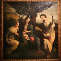 Correggio (da), madonna tra le ss. maddalena e lucia (madonna di albinea), 1550 ca - Sailko - Parma (PR)