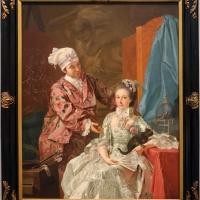 Giuseppe baldrighi, autoritratto con la moglie, 01 - Sailko - Parma (PR)