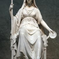 Antonio canova, maria luigia d'asburgo in veste di concordia, 1810-14, 02 - Sailko - Parma (PR)
