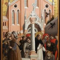 Agnolo e bartolomeo degli erri, polittico di san pietro martire, 1460-90 ca., da s. domenico a modena, 05 - Sailko - Parma (PR)