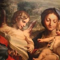 Correggio, madonna di san girolamo, o il giorno, 1528 ca. 03 angelo - Sailko - Parma (PR)