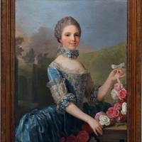 Laurent pecheux, ritratto di luisa maria teresa - Sailko - Parma (PR)