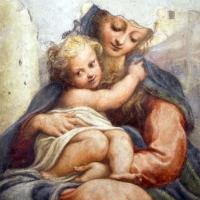 Correggio, madonna della scala, 1523 ca. 02 - Sailko - Parma (PR)