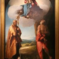 Francesco maria rondani, madnna col bambino e santi, 1520-30 ca - Sailko - Parma (PR)