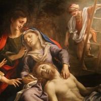 Correggio, compianto sul cristo morto, 1524 ca. 02 - Sailko - Parma (PR)