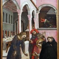 Agnolo e bartolomeo degli erri, polittico di san pietro martire, 1460-90 ca., da s. domenico a modena, 03 - Sailko - Parma (PR)