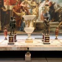 Damià campeny, trionfo da tavola dell'ambasciata di spagna a roma, 1803-06, già appartenuto a carlo IV di borbone, 04 - Sailko - Parma (PR)