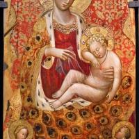 Maestro di barga, madonna col bambino, due angeli musicanti e santi, lucca 1400-20 ca. 02 - Sailko - Parma (PR)