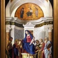 Cima da conegliano, sacra conversazione del duomo di prma, 1507 ca. 01 - Sailko - Parma (PR)