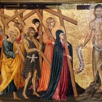 Giovanni di paolo, cristo e santi portacroce, 02 - Sailko - Parma (PR)