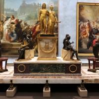 Damià campeny, trionfo da tavola dell'ambasciata di spagna a roma, 1803-06, già appartenuto a carlo IV di borbone, 03 - Sailko - Parma (PR)