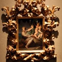 Parmigianino (da), santa caterina d'alessandria e angeli, 1550 ca. 01 - Sailko - Parma (PR)