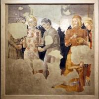 Maestro di roccabianca, san lorenzo martirizzato, 1460-70 ca., da s. pietro martire a parma - Sailko - Parma (PR)
