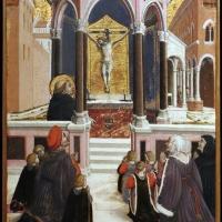 Agnolo e bartolomeo degli erri, polittico di san pietro martire, 1460-90 ca., da s. domenico a modena, 02 - Sailko - Parma (PR)