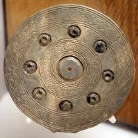 Bronzo medio e recente, peso da bilancia in pietra, da castione dei marchesi, xvi-xii secolo ac. ca - Sailko - Parma (PR)