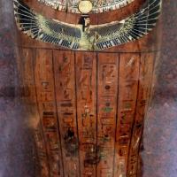 Xxvi-xxvii dinastia, sarcofago di shepsesptah, da menfi - Sailko - Parma (PR)