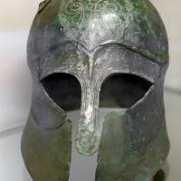 Elmo corinzio, IV secolo ac. 01 - Sailko - Parma (PR)