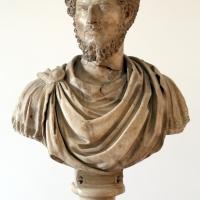 Busto di lucio vero, 161-169 ca. (parma) - Sailko - Parma (PR)