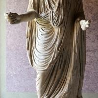 Statue della famiglia giulio claudia, dal foro di veleia, 14-54 dc ca., tiberio (forse) - Sailko - Parma (PR)