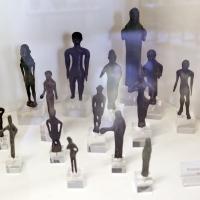 Bronzetti etruschi con devoti e offerenti, 01 - Sailko - Parma (PR)