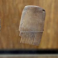 Bronzo medio e recente, pettini in corno di cervo, da castione dei marchesi, xvi-xii secolo ac. ca. 08 - Sailko - Parma (PR)