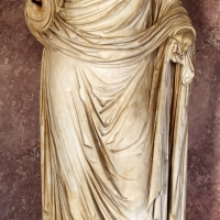 Statue della famiglia giulio claudia, dal foro di veleia, 14-54 dc ca., drusilla - Sailko - Parma (PR)
