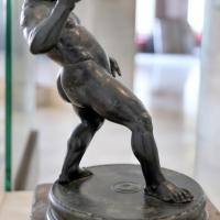 Ercole ebbro, I secolo dc., da veleia 00 - Sailko - Parma (PR)