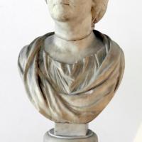 Busto femminile, 190 dc ca, con busto di restauro 02 - Sailko - Parma (PR)
