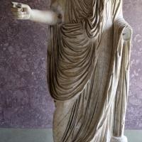 Statue della famiglia giulio claudia, dal foro di veleia, 14-54 dc ca., augusto (forse) - Sailko - Parma (PR)