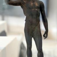 Principe ellenistico, I secolo dc, da veleia - Sailko - Parma (PR)