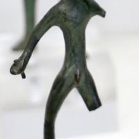 Bronzetti etruschi con laran (marte) in assalto, 02 - Sailko - Parma (PR)
