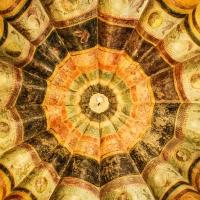 Palazzetto Eucherio San vitale soffitto interno 1 - Evidad55 - Parma (PR)