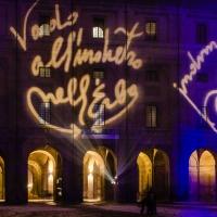 Palazzo della Pilotta durante le festività natalizie - Davide Fornari - Parma (PR)