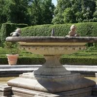 Fontana presso Reggia di Colorno - DurMat - Colorno (PR)