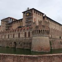 Retro Rocca San Vitale, in ristrutturazione - Musmisansa - Fontanellato (PR)