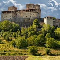 Castello di Torrechiara e dintorni - Carlo grifone - Langhirano (PR)