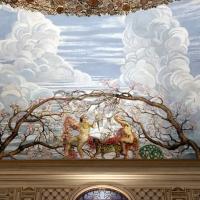Salsomaggiore, ex-grand hotel, interno, salone delle cariatidi, di galileo chini, 08 - Sailko - Salsomaggiore Terme (PR)