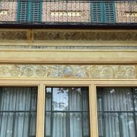 Salsomaggiore, ex-grand hotel, esterno 04 decorazioni di galileo chini 4 - Sailko - Salsomaggiore Terme (PR)