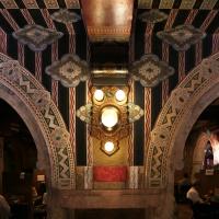 Salsomaggiore, ex-grand hotel, interno, taverna rossa, di galileo chini, 04 - Sailko - Salsomaggiore Terme (PR)