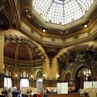 Salsomaggiore, ex-grand hotel, interno, salone moresco, di galileo chini, 05 - Sailko - Salsomaggiore Terme (PR)
