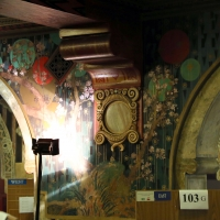 Salsomaggiore, ex-grand hotel, interno, taverna rossa, di galileo chini, 06 - Sailko - Salsomaggiore Terme (PR)