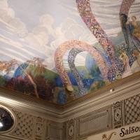 Salsomaggiore, ex-grand hotel, interno, salone delle cariatidi, di galileo chini, 09 - Sailko - Salsomaggiore Terme (PR)