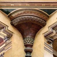 Salsomaggiore, ex-grand hotel, interno, salone moresco, di galileo chini, 10 - Sailko - Salsomaggiore Terme (PR)