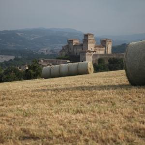 Castello di Torrechiara - Castello di Torrechiara, estate foto di: |Sebastian Corradi| - Comune di Langhirano