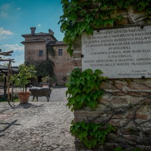 Antica Corte Pallavicina - Ingresso Antica Corte Pallavicina foto di: Luca Rossi - Luca Rossi
